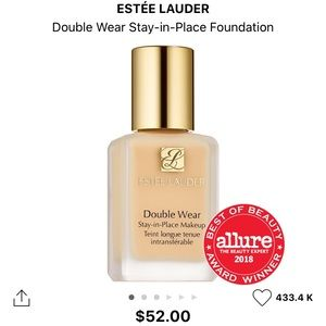 Estée Lauder Stay in Place Foundation Shade Sand